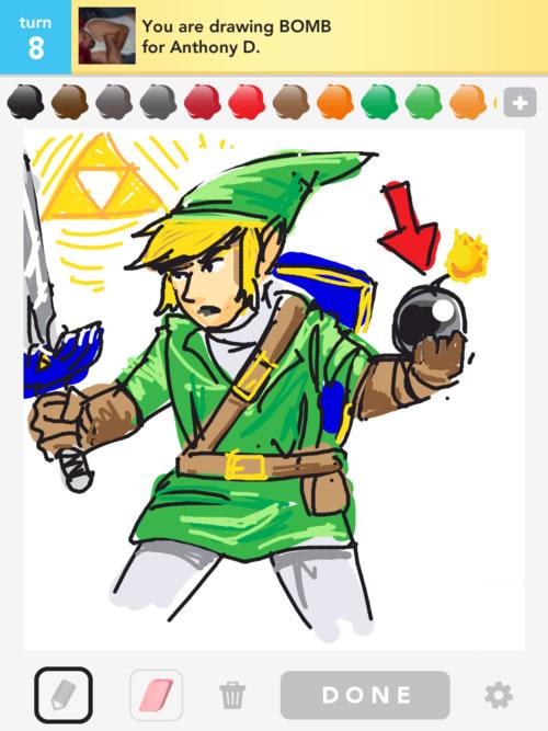 Los mejores dibujos de Draw Something