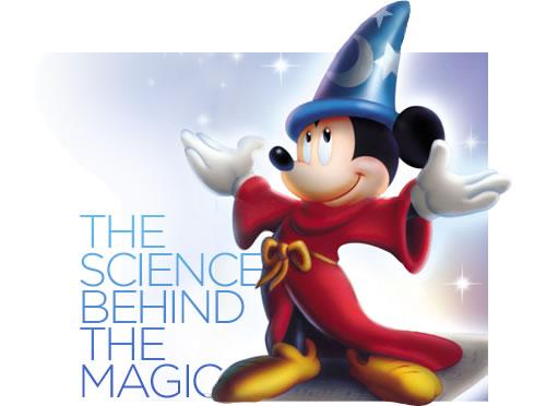 Disney Research, la ciencia detrás de la magia