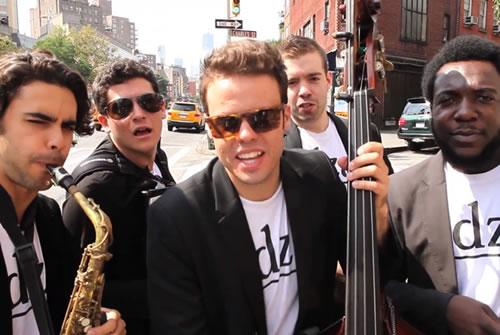Collective Cadenza, musical video experiments