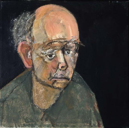William Utermohlen, pintando el deterioro del Alzheimer