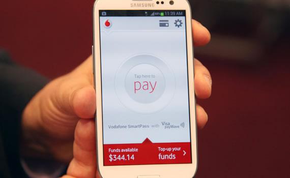 Vodafone Wallet, lo último en digital wallets
